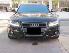 Audi A5 2.0 Coupe S-line Quattro ปี 2010 สีดำ