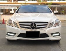 BENZ E250 Coupe AMG Package ปี 2013