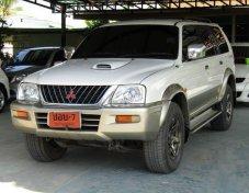 2002 MITSUBISHI Strada G-Wagon suv สวยสุดๆ