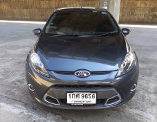 ขายรถ Ford Fiesta 1.5 Sport 5Dr ปี 2013 สีเทา