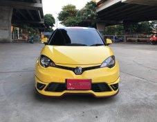ขายรถ Mg MG3 1.5X SUNROOF ปี 2016 สีเหลือง
