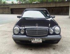 ขายรถฺ BENZ E230 ปี 1997 สีดำ