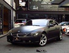 2005 BMW 645Ci รถเก๋ง 2 ประตู สวยสุดๆ