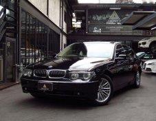 รถสวย ใช้ดี BMW 745Li รถเก๋ง 4 ประตู