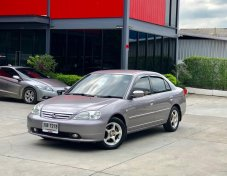 2001 HONDA CIVIC Dimension, 1.7 VTi-L