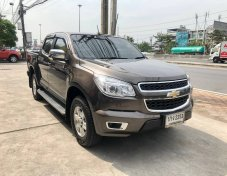 CHEVROLET COLORADO 2.8 LTZ Z71 ปี2012 pickup