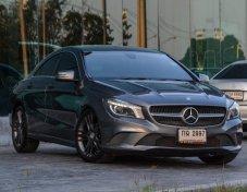 ขาย Benz CLA180 Urban ปี 15 ไมเนอเชนจ์ พวงมาลัยใหม่แล้ว