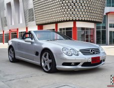 Mercedes-Benz SL55 AMG R230 (ปี 01-08) AMG 5.4 AT Convertible