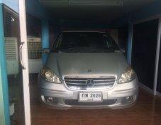 ขายรถ MERCEDES-BENZ A170 ที่ ลพบุรี