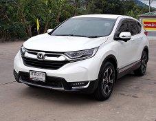 Honda CR-V 2.4 EL NAVI 4WD ปี2018