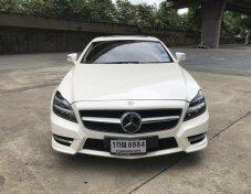 ขายรถ Mercedes-Benz CLS250 CDI A/T ปี 2012 สีขาว