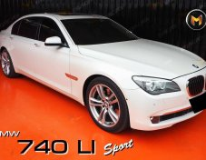 BMW740LI Sport Edition