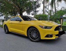 Ford Mustang 2.3 Turbo Ecoboost ปี 2016