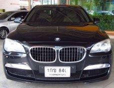 BMW 740i ปี 2012