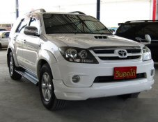 2006 TOYOTA Fortuner รับประกันใช้ดี