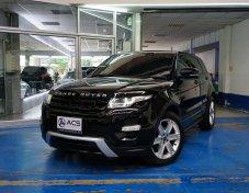 2012 Range Rover Evoque SD4 2.2 4WD SUV