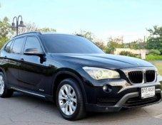 2013 BMW X1 รับประกันใช้ดี