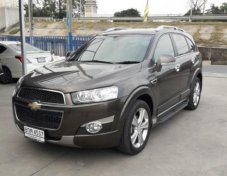 ขายรถ CHEVROLET Captiva LTZ 2012 รถสวยราคาดี