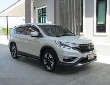 HONDA CRV 2.4 NAVI 4WD / AT / ปี 2015