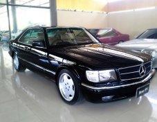 1989 Mercedes-Benz 500SEC coupe