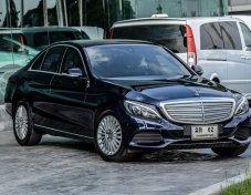 ขาย Benz C180 1.6 Exclusive (w205) ปี 15 รถศูนย์ มือเดียว สวยมากกกกก