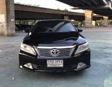 ขายรถ TOYOTA CAMRY 2.5G ปี 2013 สีดำ