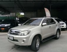 TOYOTA FORTUNER 2.7 V LPG AT ปี 2008