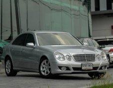 ขาย Benz E200 NGT (W211) ปี 08 มือเดียว ใช้น้อยมาก 9x,xxx km