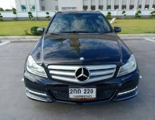 2013 Mercedes-Benz C220 CDI sedan