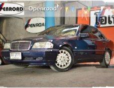รถสวย ใช้ดี MERCEDES-BENZ C240 รถเก๋ง 4 ประตู