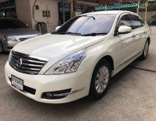 J0019 Nissan Teana 2012 สีขาว 200XL