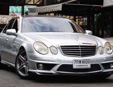 Benz W211 E63 AMG 2010