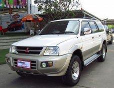 2002 MITSUBISHI Strada G-Wagon GLS suv