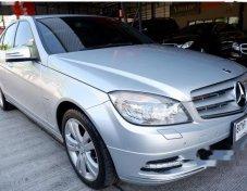 รถสวย ใช้ดี MERCEDES-BENZ C250 CGI รถเก๋ง 4 ประตู
