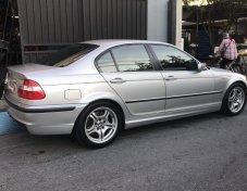BMW 330iA ปี2002 โฉม E46 เกียร์ออโต้