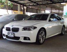 2015 BMW 525d 2.0 F10 (ปี 10-16) M Sport Sedan AT
