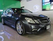 2011 Mercedes-Benz E250 CGI BlueEFFICIENCY AMG 1.8 W207 (ปี 10-16)
