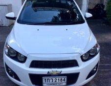 Chevrolet Sonic ปี 2013