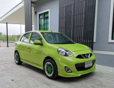 NISSAN MARCH  ปี 2014
