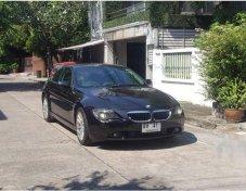 2015 BMW 630i รับประกันใช้ดี