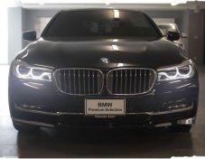 2016 BMW 740Li รับประกันใช้ดี