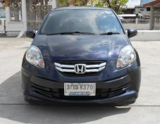 HONDA BRIO AMAZE 1.2 V I-VTEC ปลายปี 2014