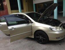 ขายรถ Toyota Altis 2002 sedan 1.6 E