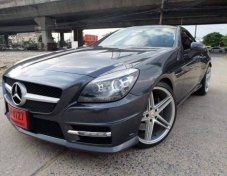 2013 Mercedes-Benz SLK200 AMG