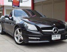 Mercedes-Benz SLK200 BlueEFFICIENCY AMG 1.8 R172 ปี 2012