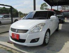 ขายรถ SUZUKI Swift GLX 2012 รถสวยราคาดี