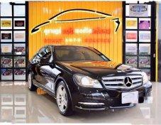 ขายรถ MERCEDES-BENZ C250 CDI Avantgarde 2012 รถสวยราคาดี