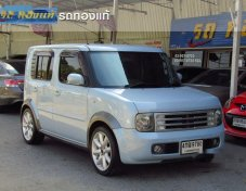 2011 NISSAN Cube Z11 รถเก๋ง 5 ประตู