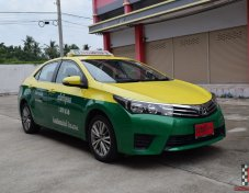 oyota Corolla Altis 1.6 ALTIS (ปี 2016) G Sedan AT