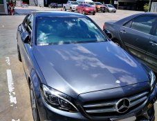 Mercedes-Benz รุ่น C-300 รุ่น TOP ปี 2015